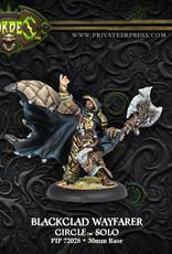 Hordes Circle - Blackclad Wayfarer