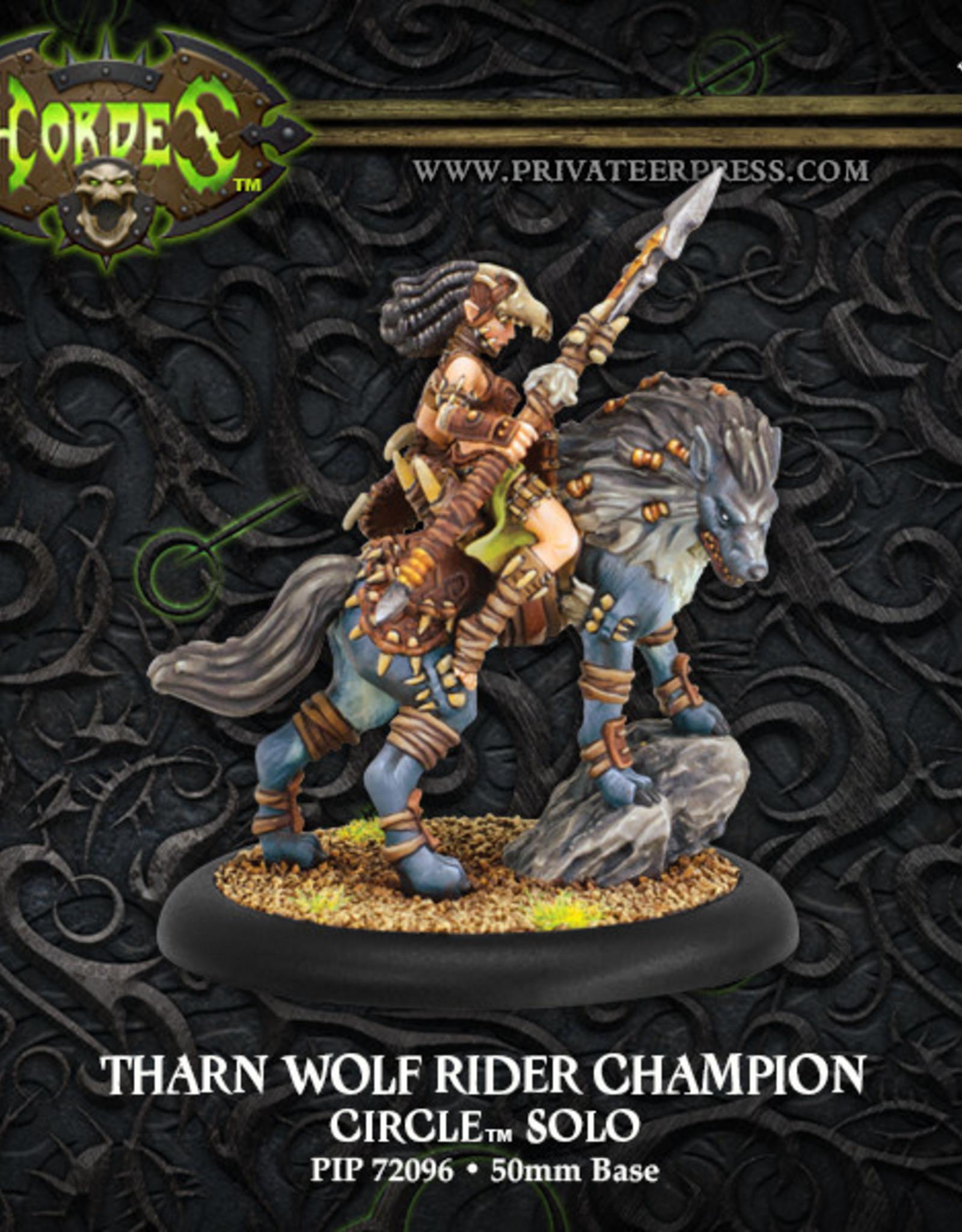 Hordes Circle - Wolf Rider Champ