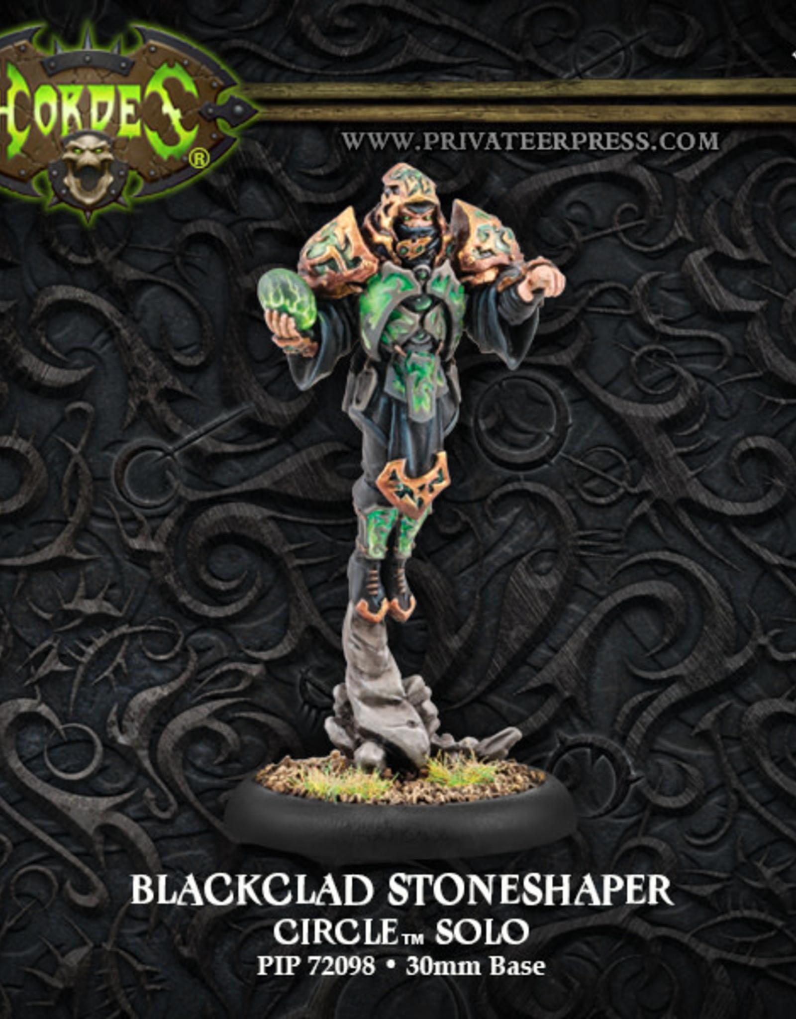 Hordes Circle - Blackclad Stoneshaper