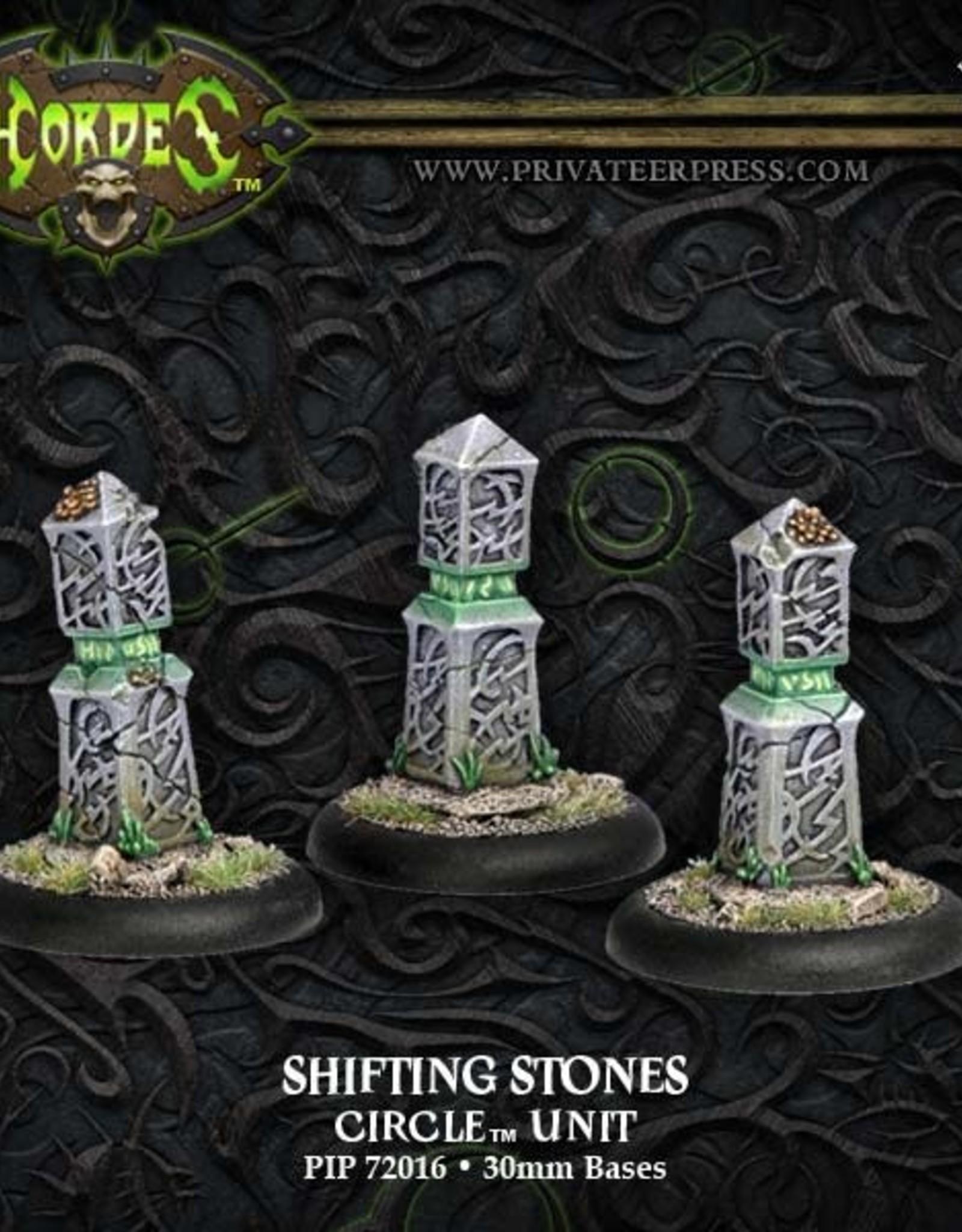 Hordes Circle - Shifting Stones