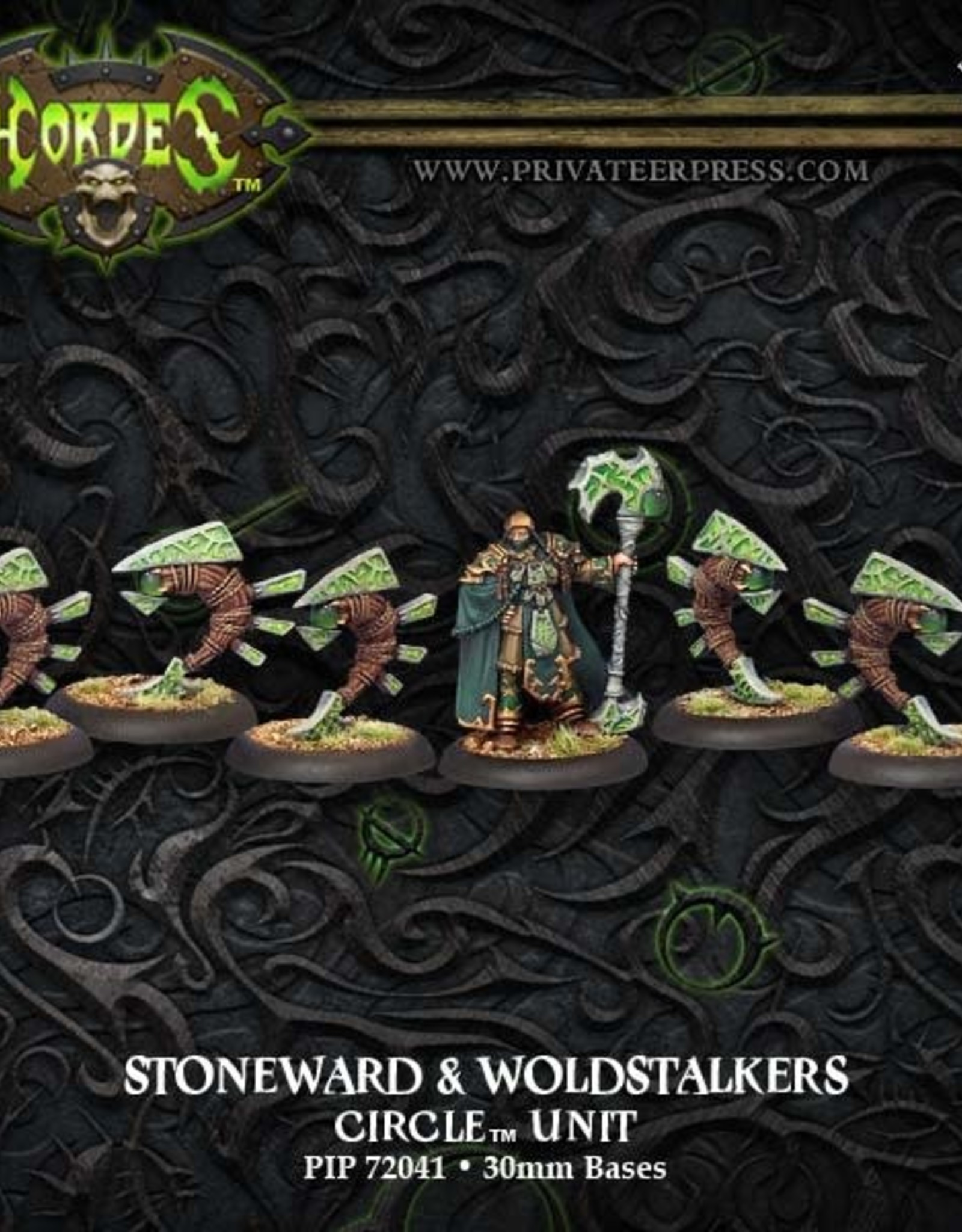 Hordes Circle - Stoneward & Woldstalkers
