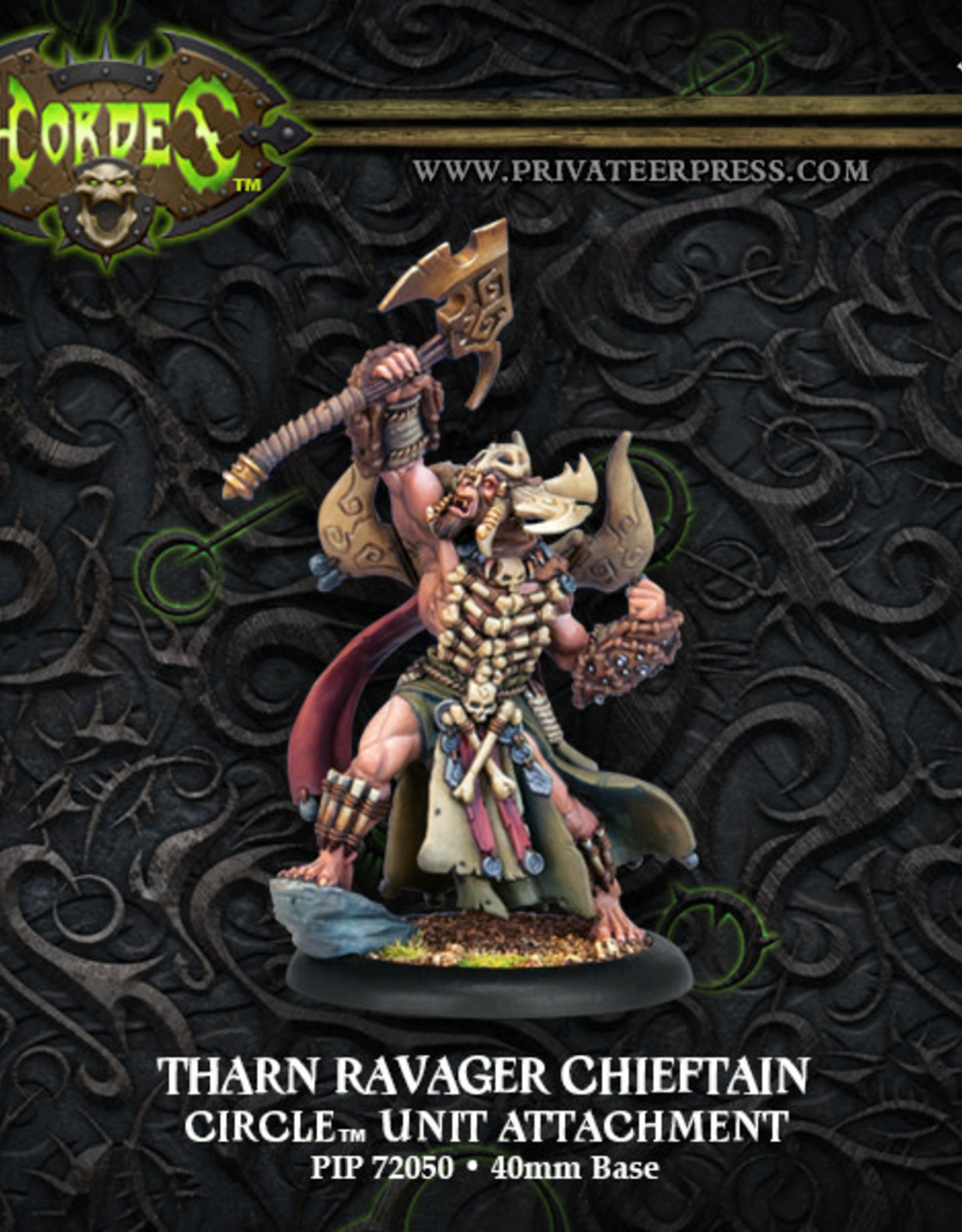 Hordes Circle - Tharn Ravager Chieftain