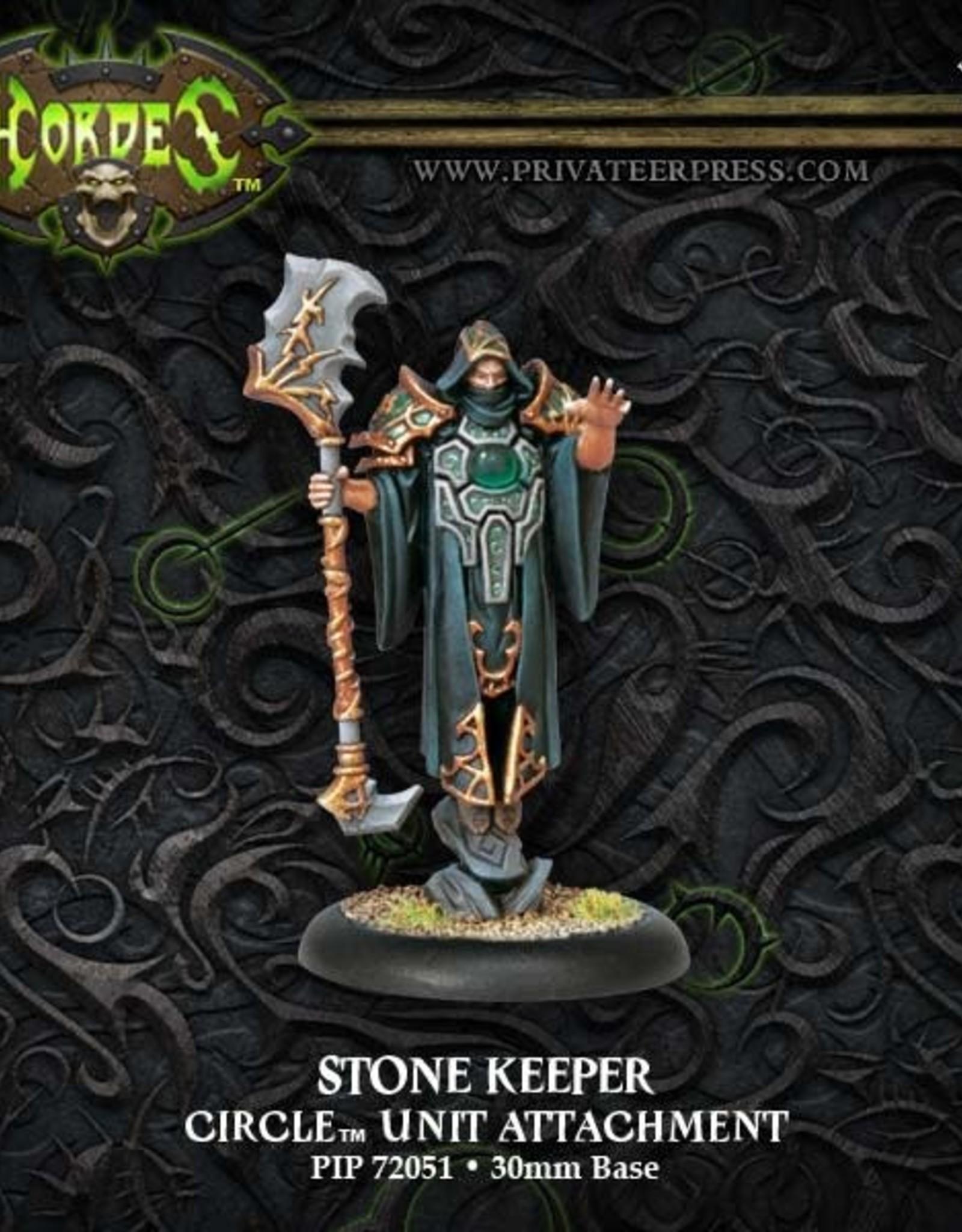 Hordes Circle - Stone Keeper
