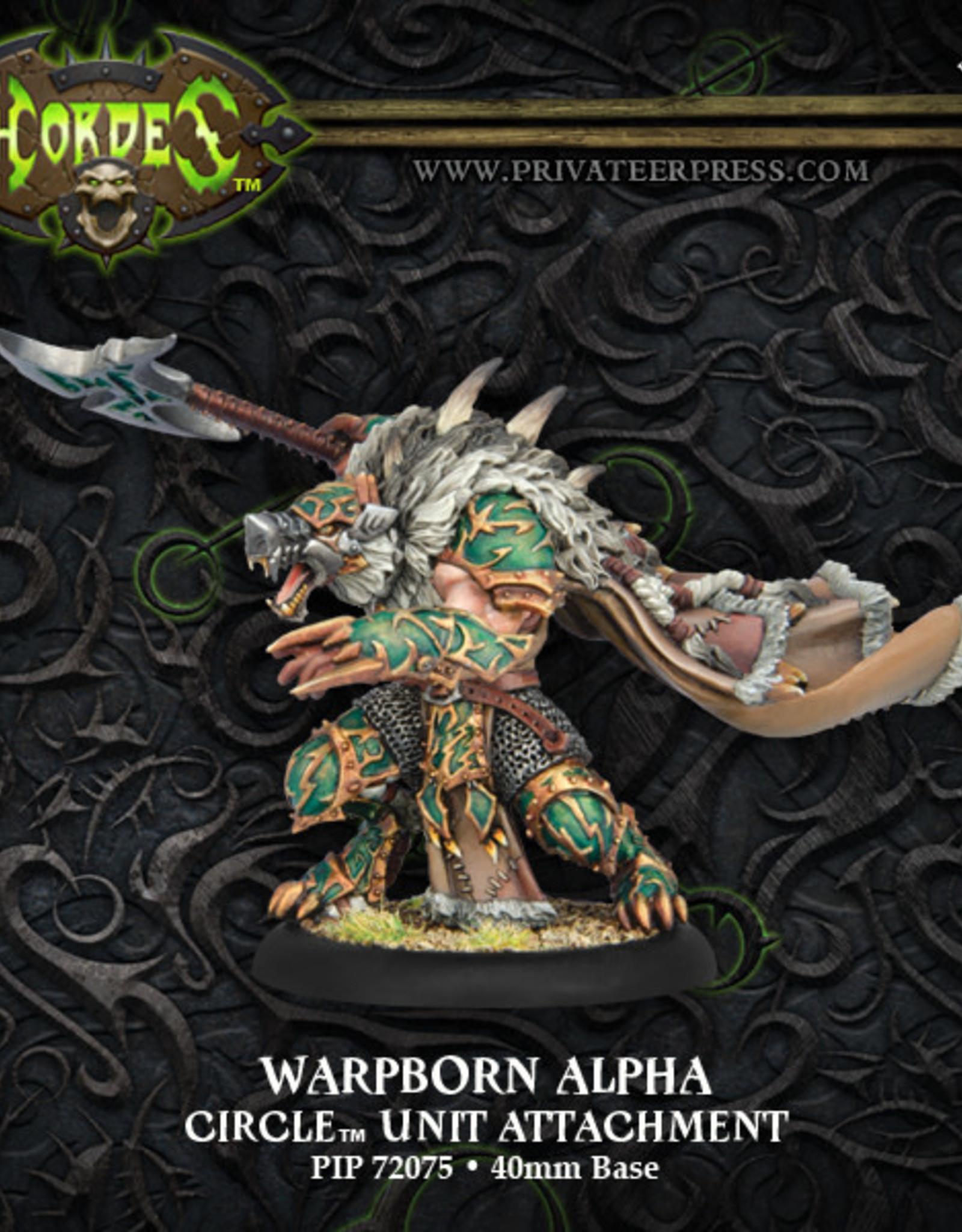 Hordes Circle - Warpborn Alpha