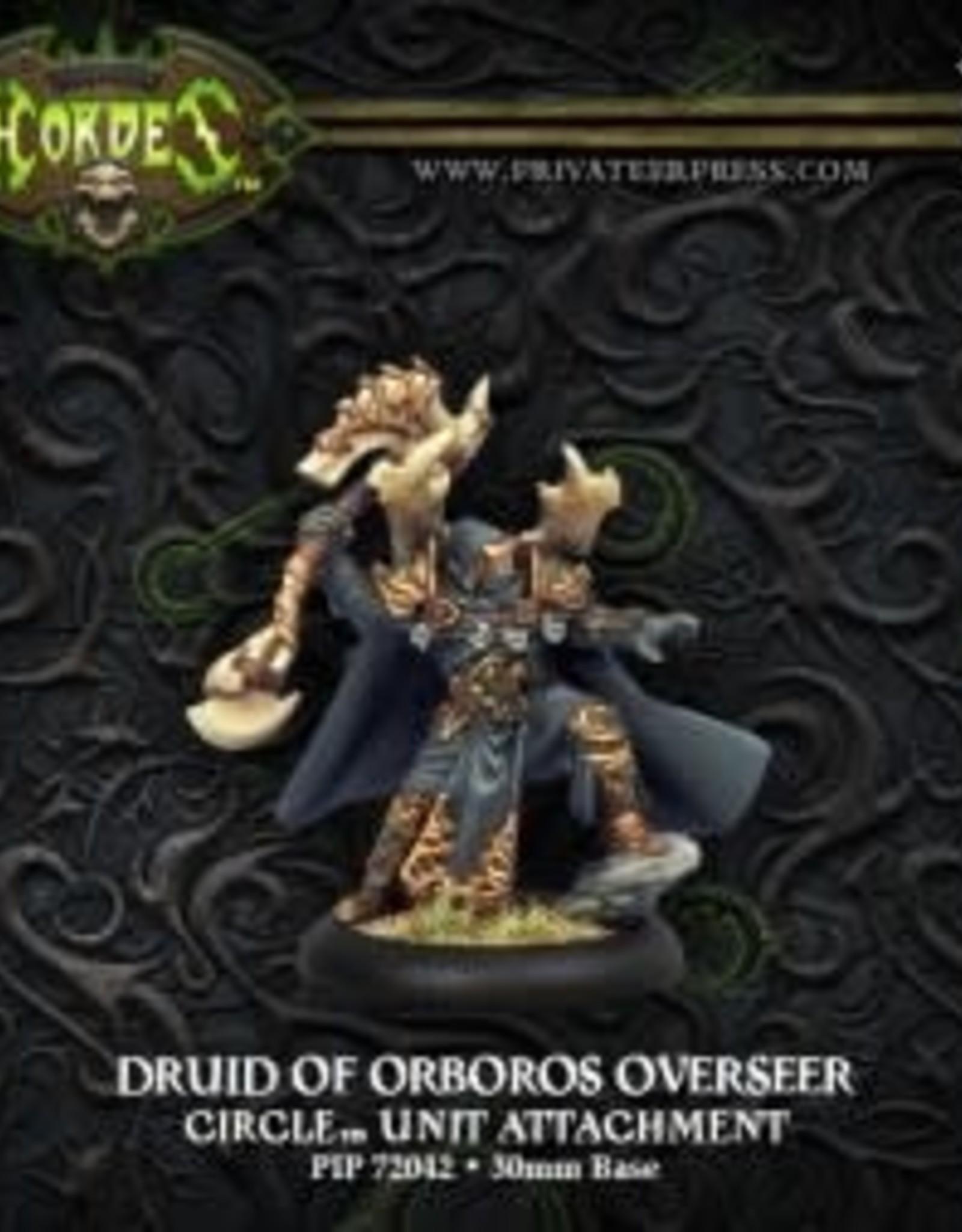 Hordes Circle - Druid of Oboros Overseer