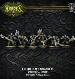 Hordes Circle - Druids of Orboros