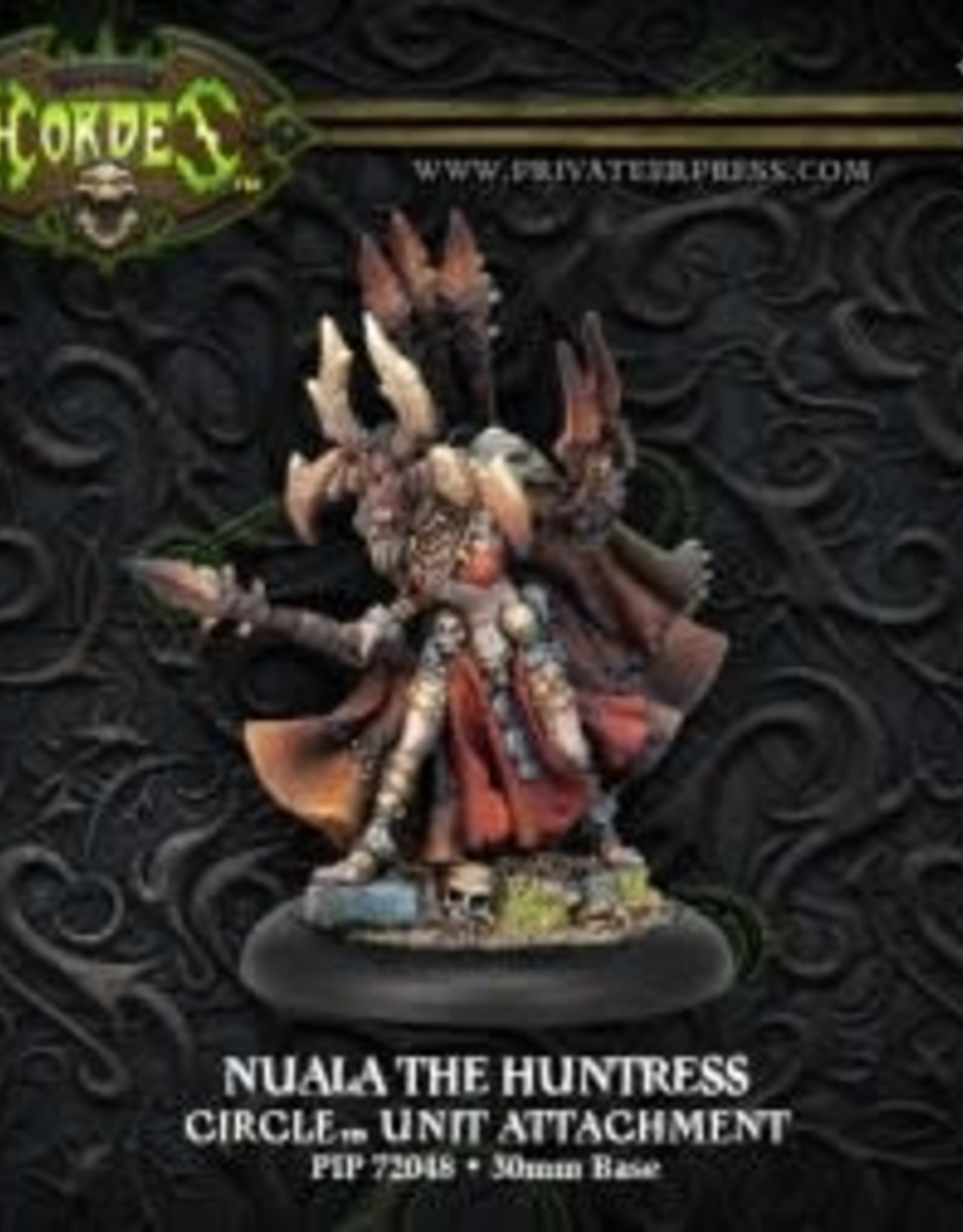Hordes Circle - Nuala the Huntress