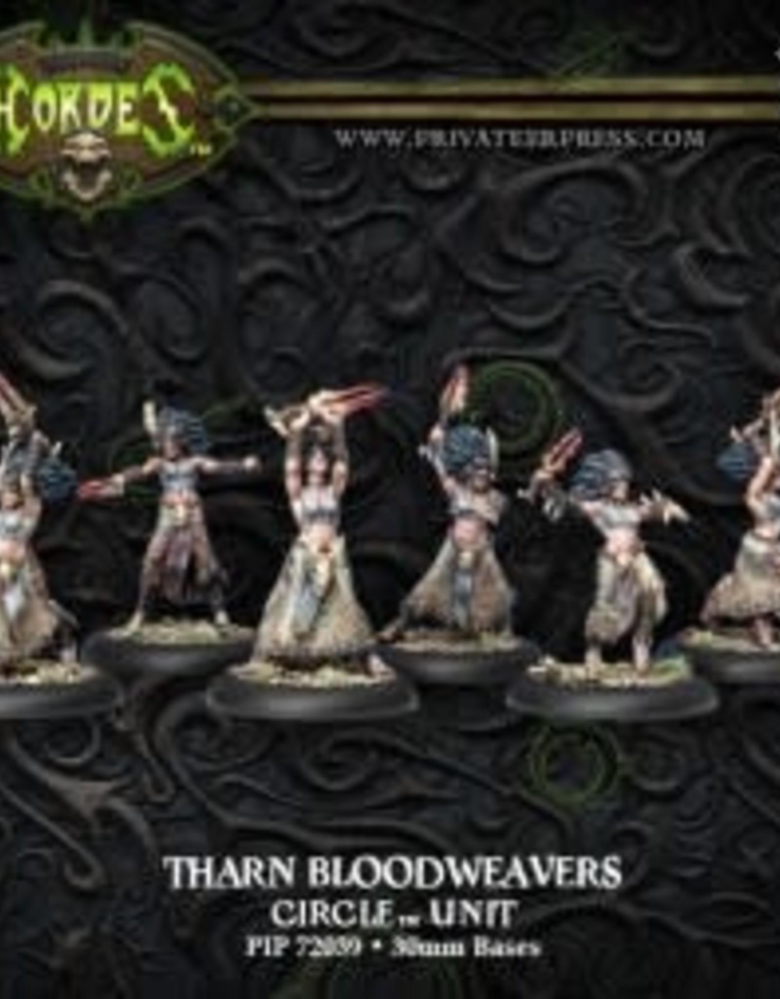 Hordes Circle - Tharn Bloodweavers