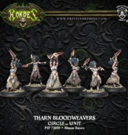 Hordes Circle - Tharn Bloodweavers