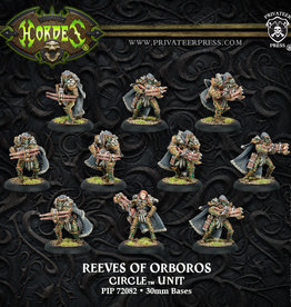 Hordes Circle - Wolves/Reeves of Orobos