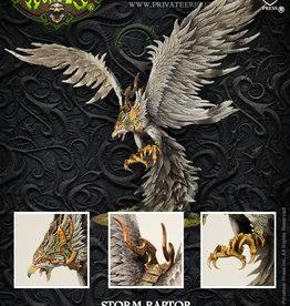 Hordes Circle - Storm Raptor