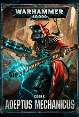 Warhammer 40k Codex: Adeptus Mechanicus