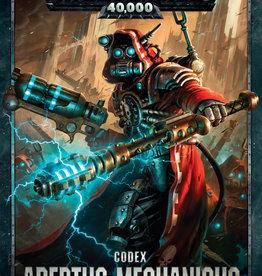 Warhammer 40k Codex: Adeptus Mechanicus