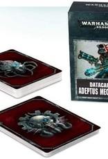 Warhammer 40k 40k - Datacards Adeptus Mechanicus
