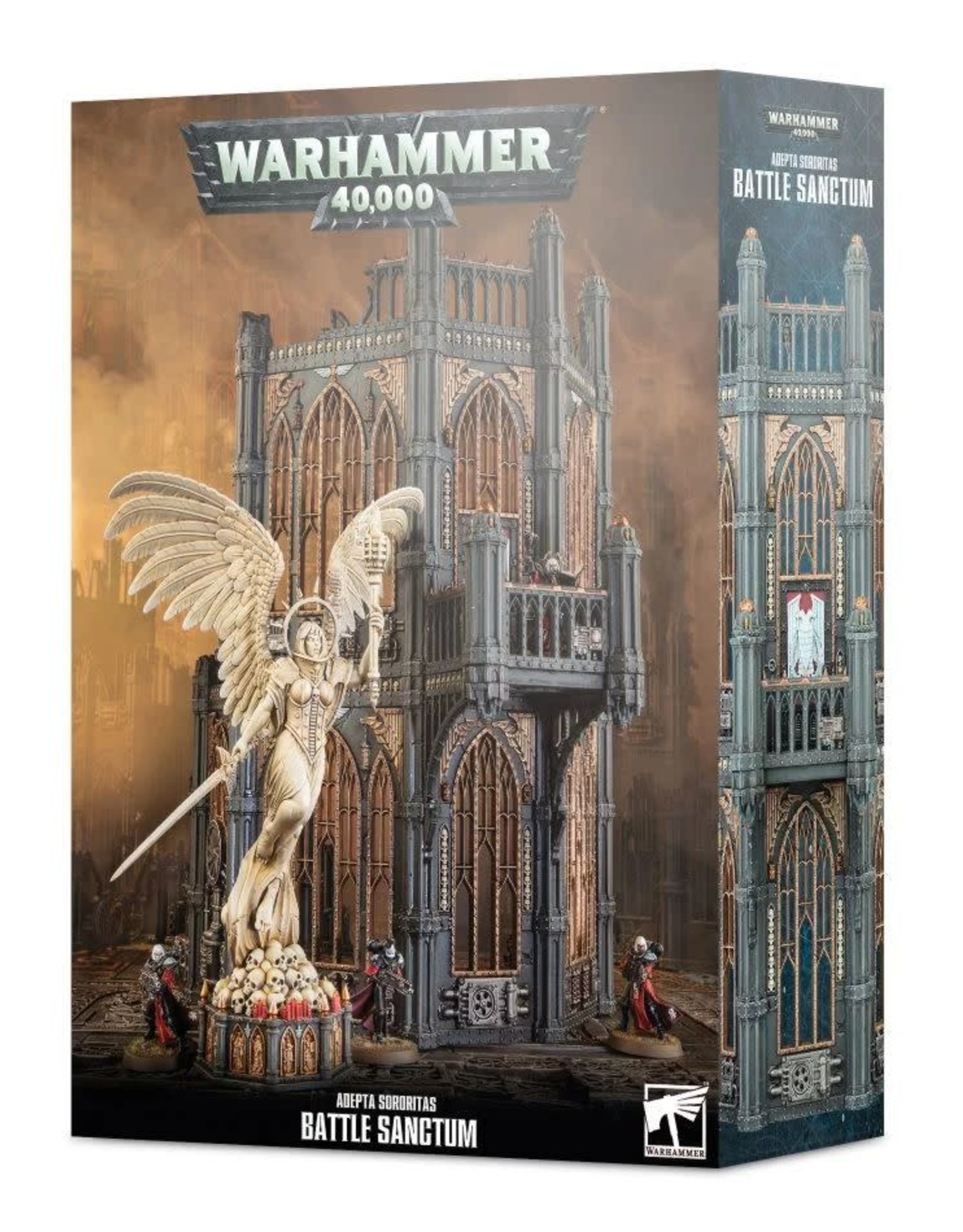 Warhammer 40k Adepta Sororitas - Battle Sanctum