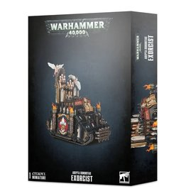 Warhammer 40k Adeptus Sororitas - Exorcist