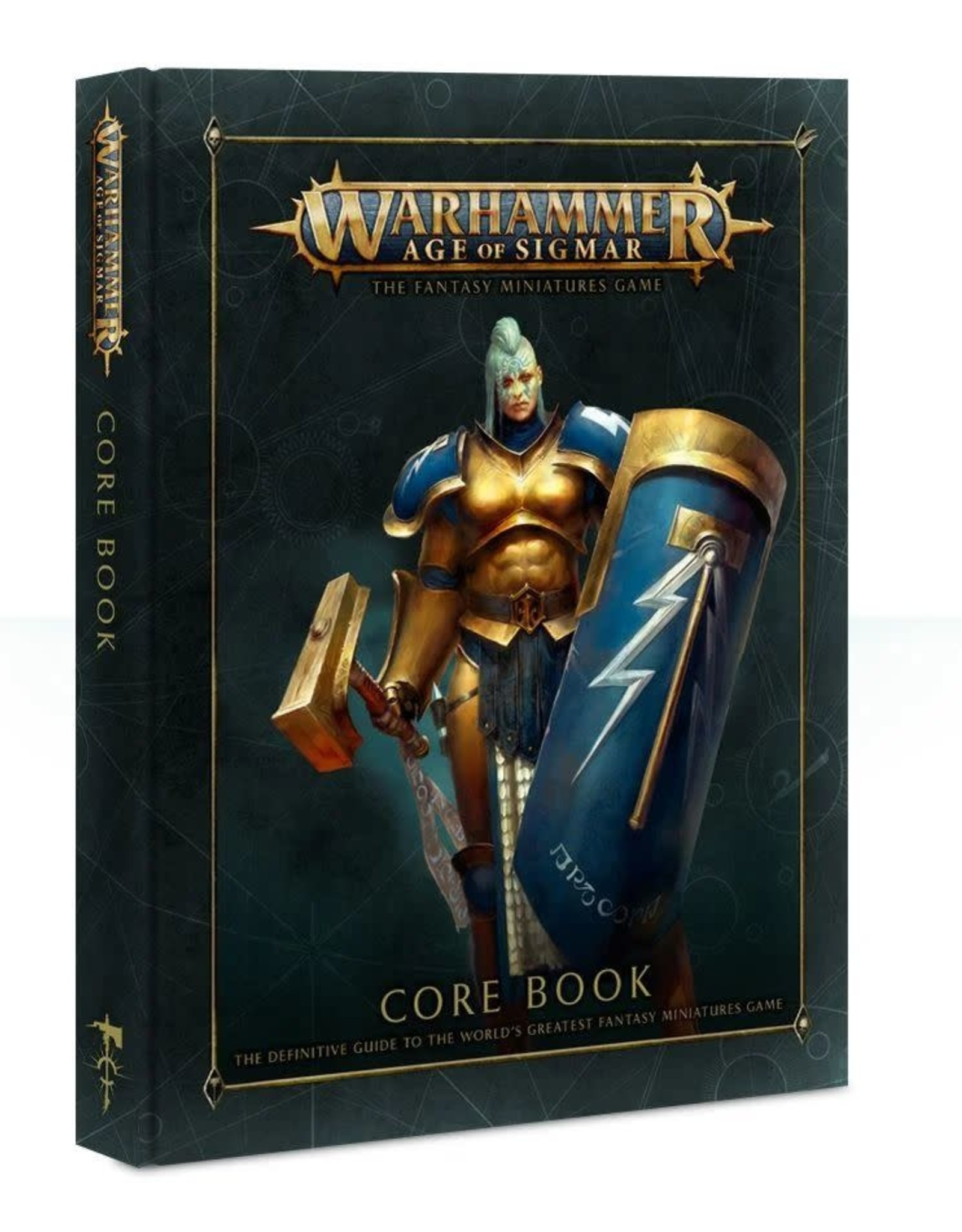 Age of Sigmar Age of Sigmar Core Rulebook 2nd edition