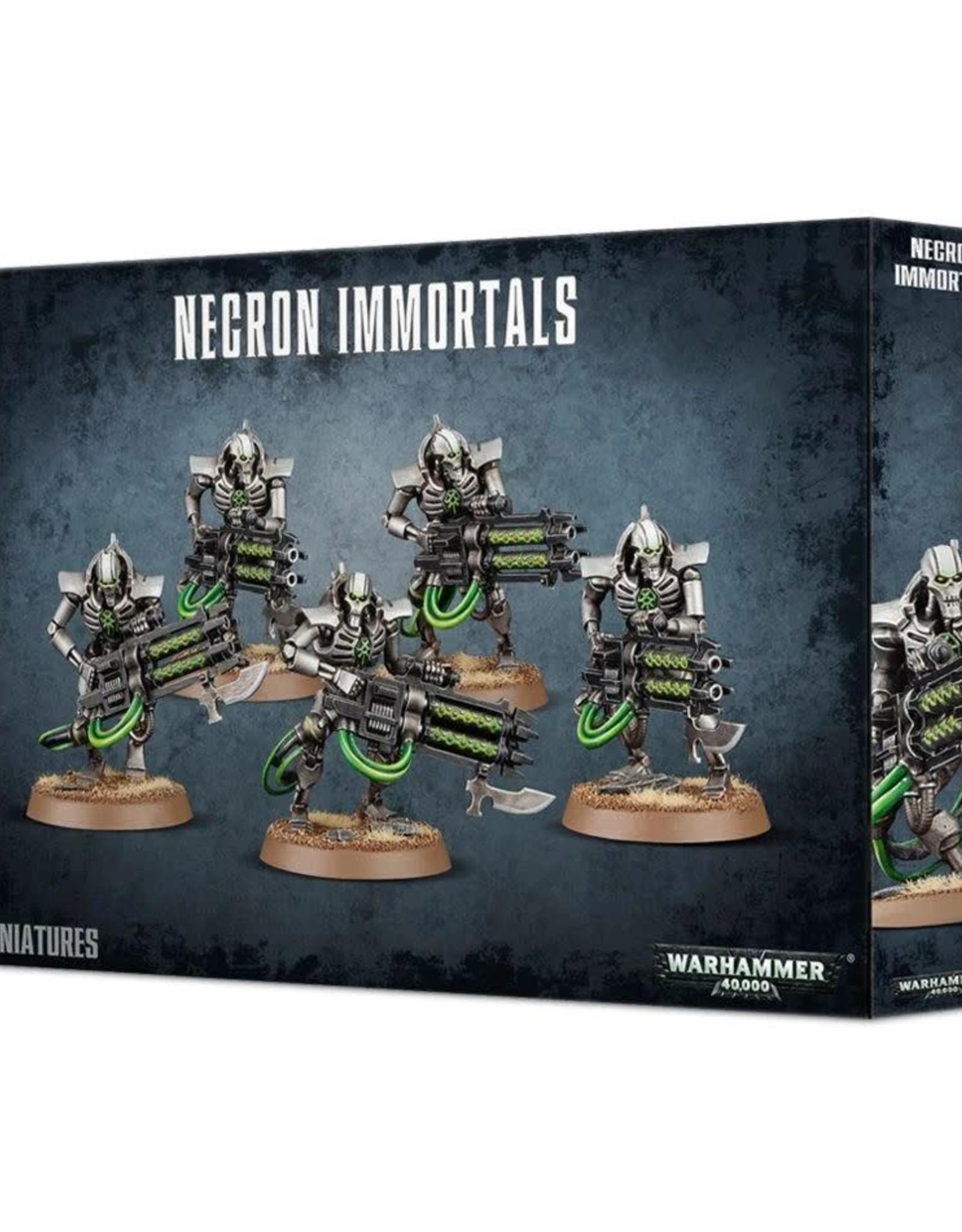 Warhammer 40k Immortals/Deathmarks