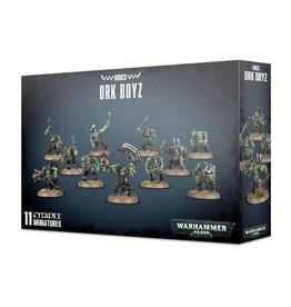 Warhammer 40k Orks - Ork Boyz