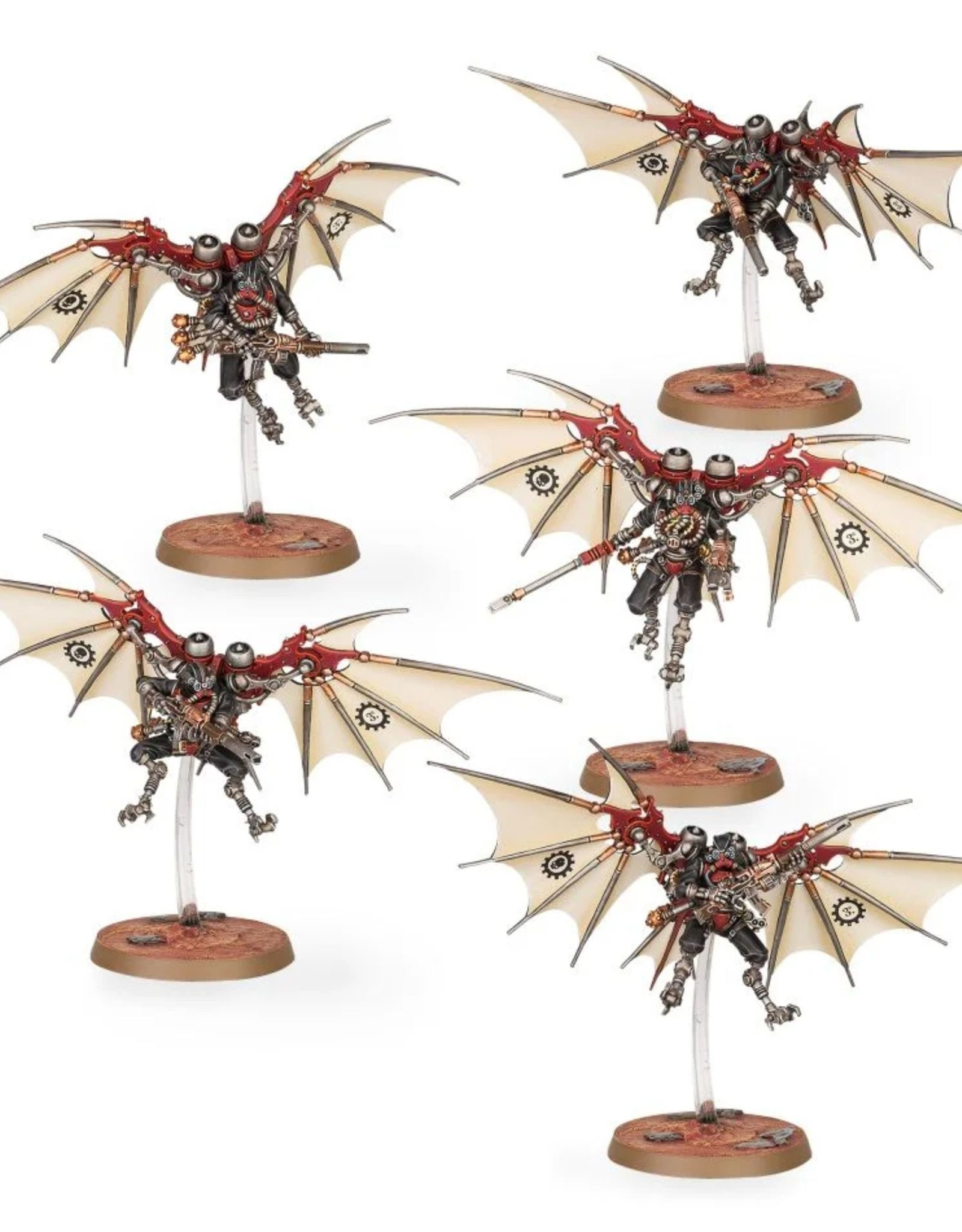 Warhammer 40k Adeptus Mechanicus - Pteraxii