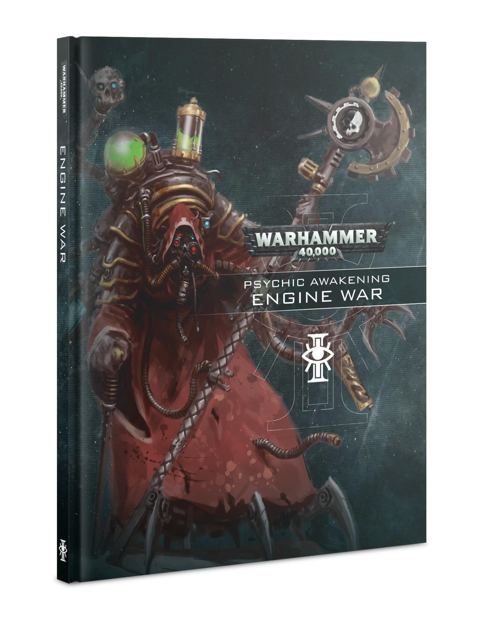 Warhammer 40k Engine War - Psychic Awakening Book 7