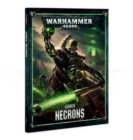 Warhammer 40k Codex: Necrons 8th Edition