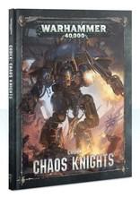 Warhammer 40k Codex Chaos Knights