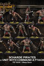 Warmachine Cryx - Scharde Pirates