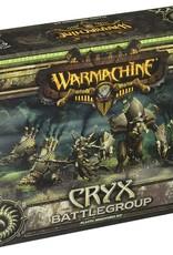 Warmachine Cryx - Battlegroup