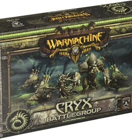 Warmachine Cryx - Battlegroup