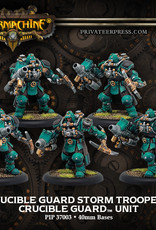 Warmachine Crucible Guard - Storm Troopers