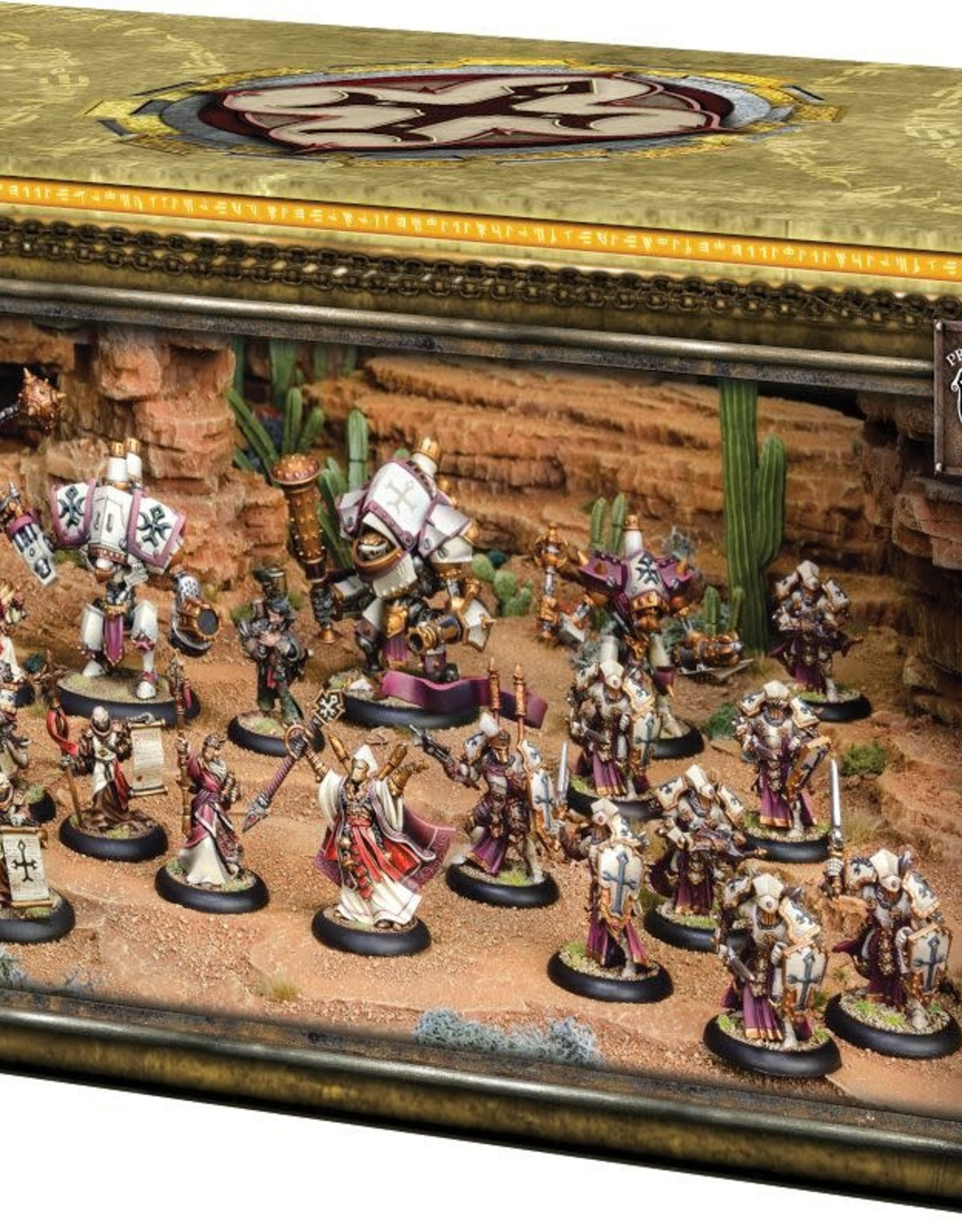 Privateer Press Menoth All-in-One Army Box '17