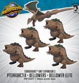 Monsterpocalypse Monsterpocalypse - Bellowers and Pteradactix