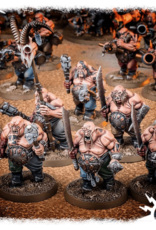 Age of Sigmar Orgor Mawtribes - Gutbusters Ogors