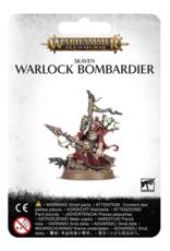 Age of Sigmar Skaven - Warlock Bombardier