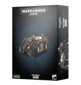 Warhammer 40k Adepta Sororitas - Rhino