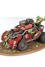 Warhammer 40k Orks - Boomdakka Snazzwagon