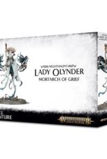 Age of Sigmar Lady Olynder