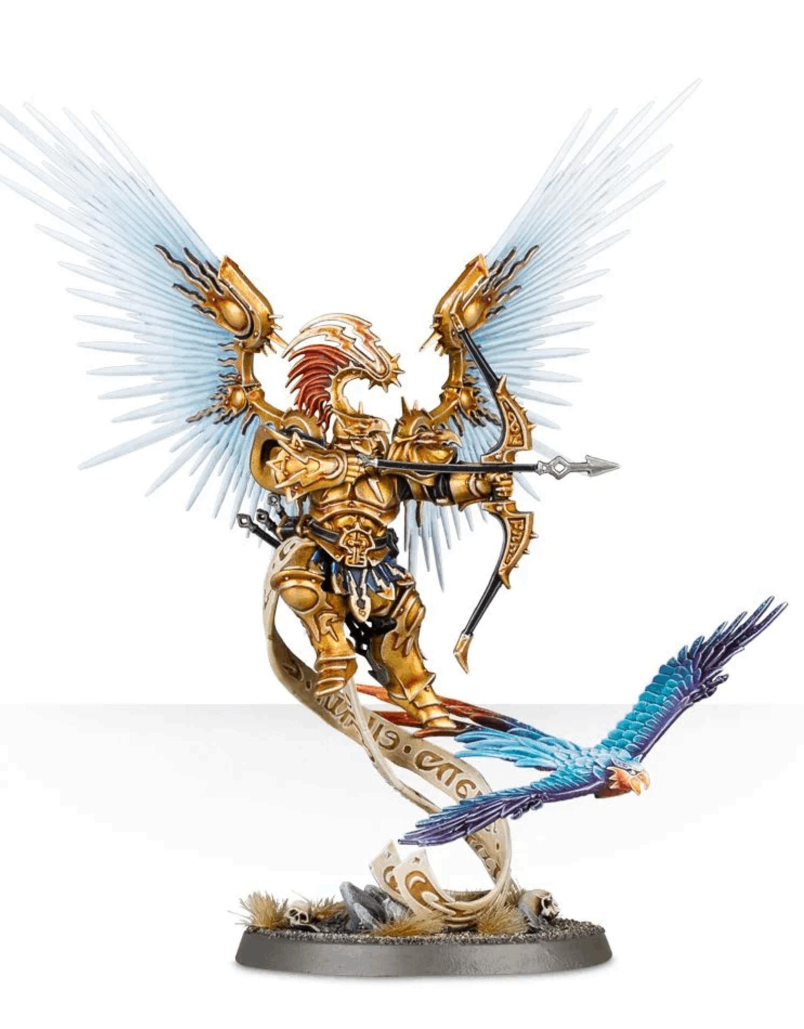 Age of Sigmar Stormcast Eternals - Knight Azyros/Venator