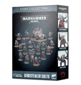 Warhammer 40k Start Collecting - Genestealer Cults