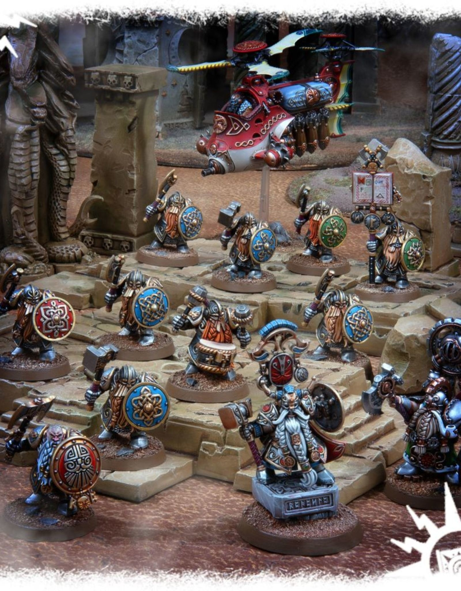 Age of Sigmar Start Collecting - Greywater Fastness