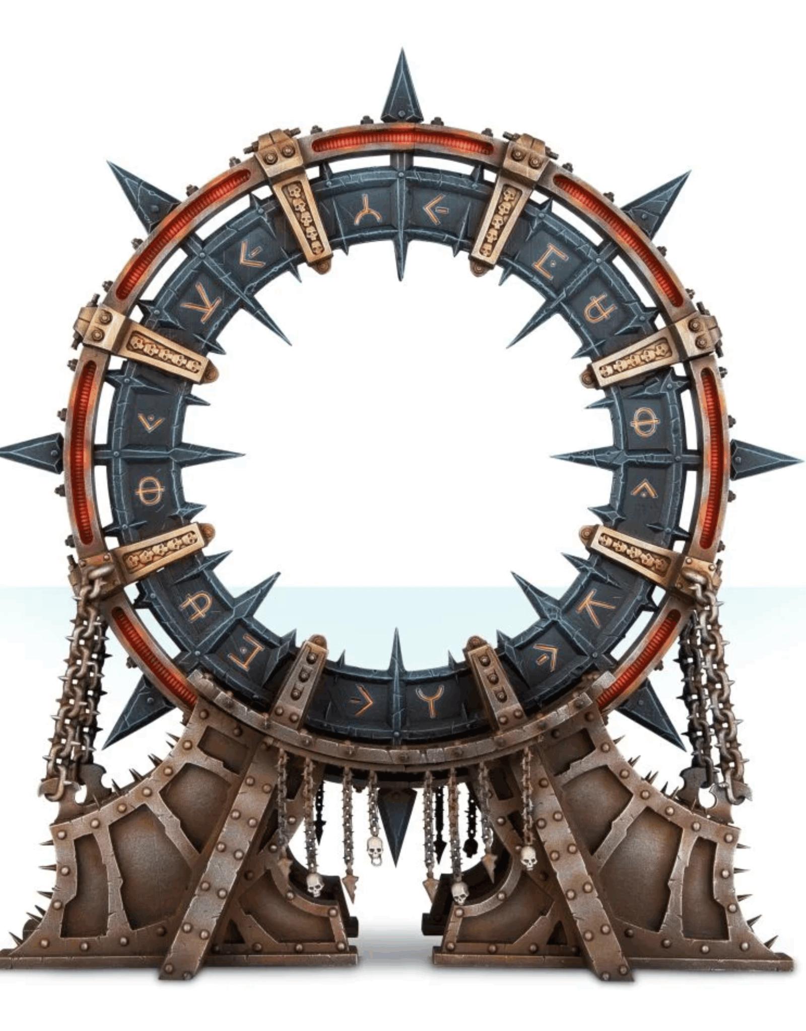Warhammer 40k Chaos - Noctilith Crown