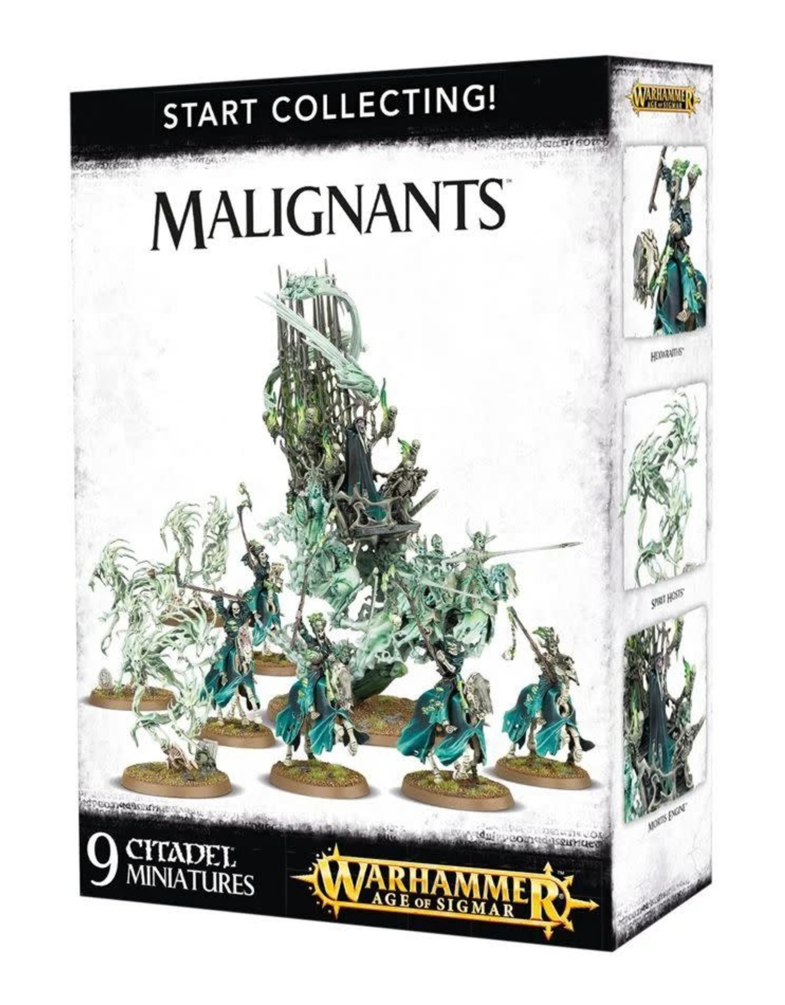 Age of Sigmar Start Collecting - Malignants