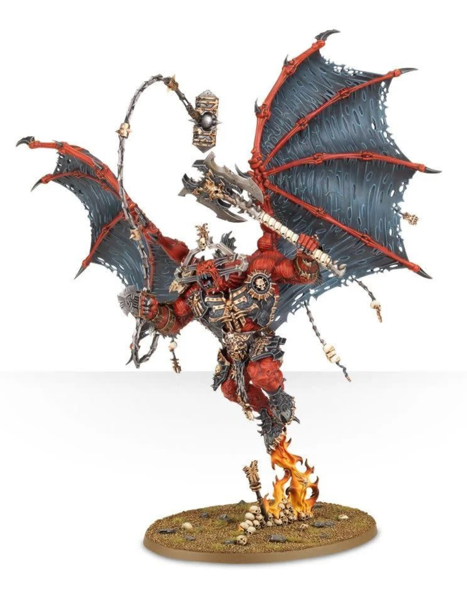 Age of Sigmar Chaos - Bloodthirster