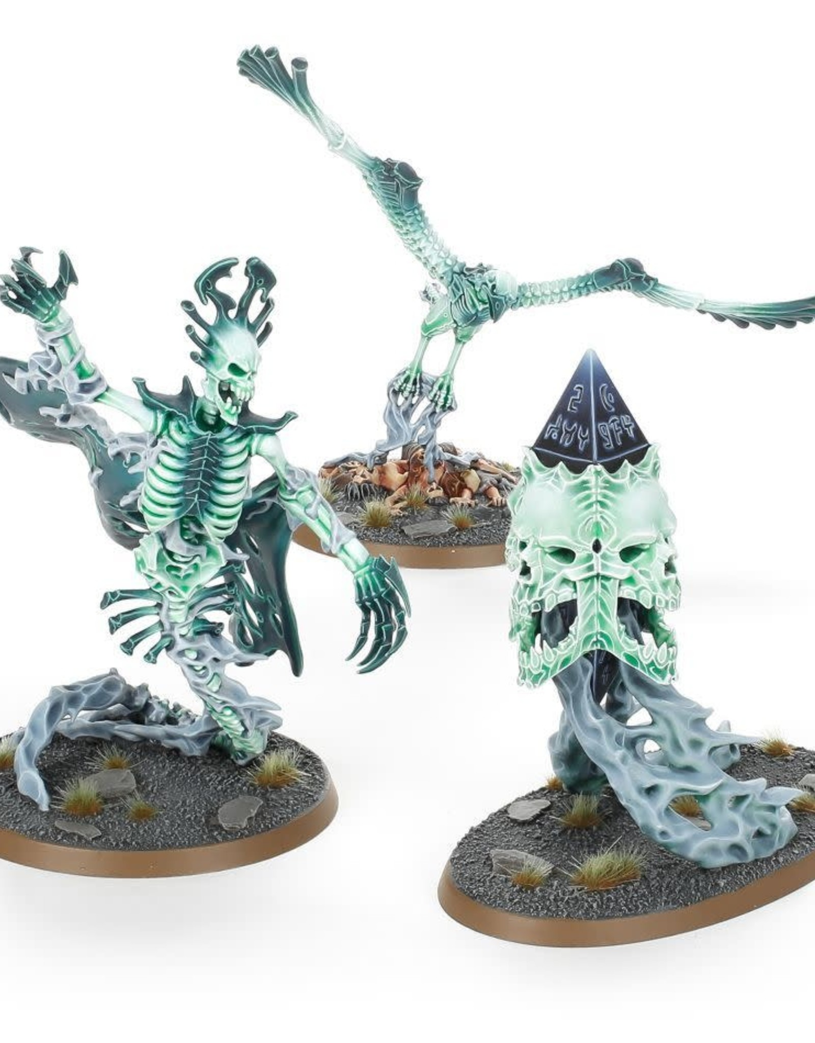Age of Sigmar Ossiarch Bonereapers - Endless Spells