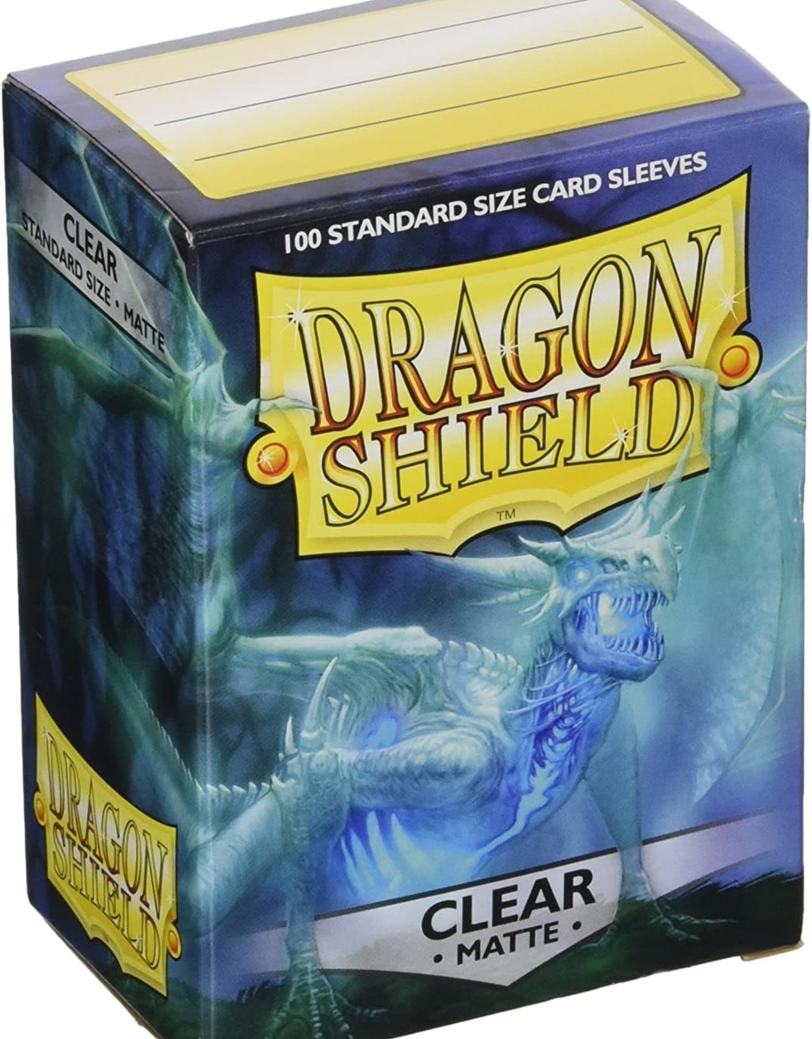 Dragon Shield Clear - Matte