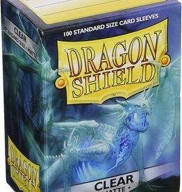 Dragon Shield Clear - Matte
