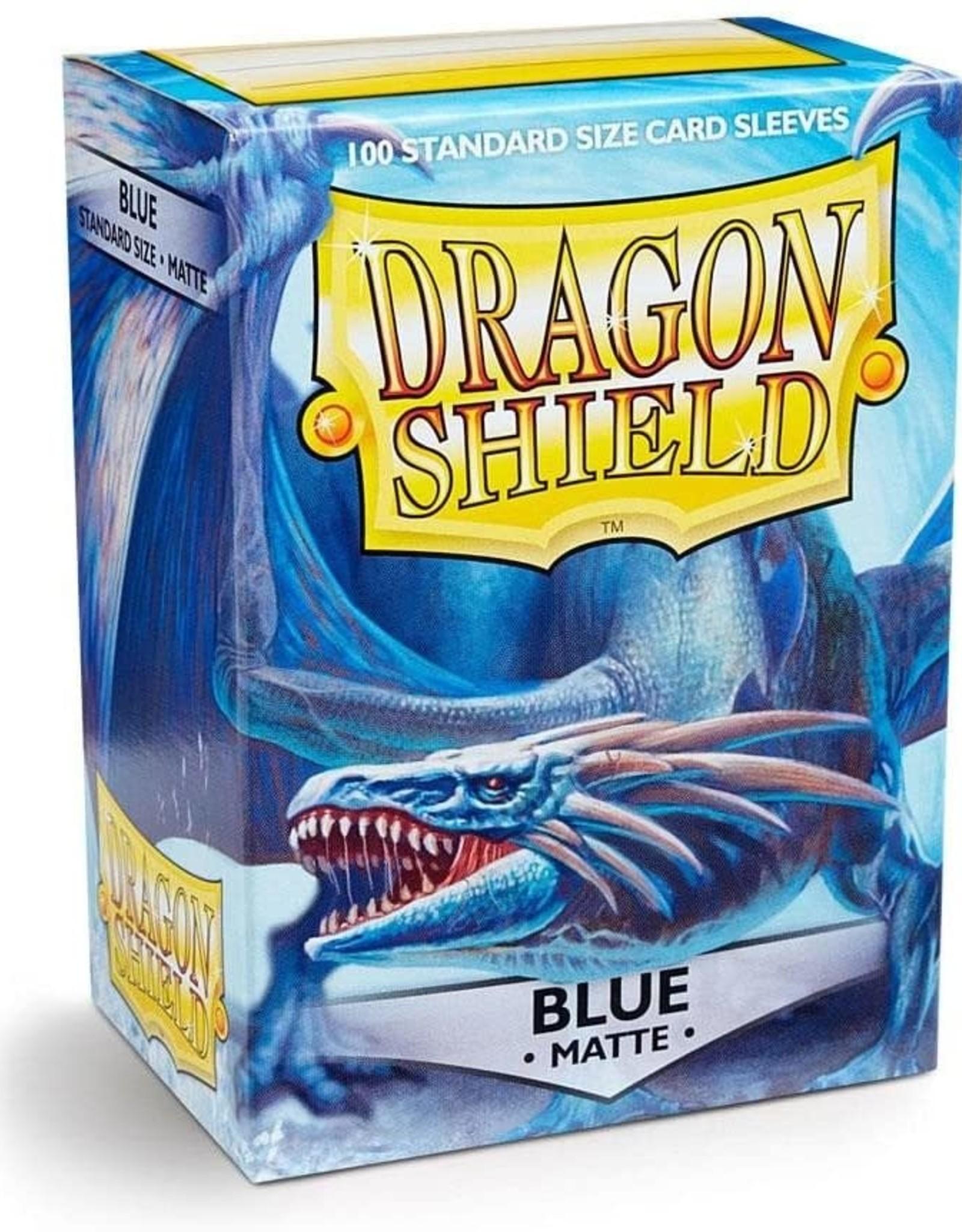 Dragon Shield Blue - Matte