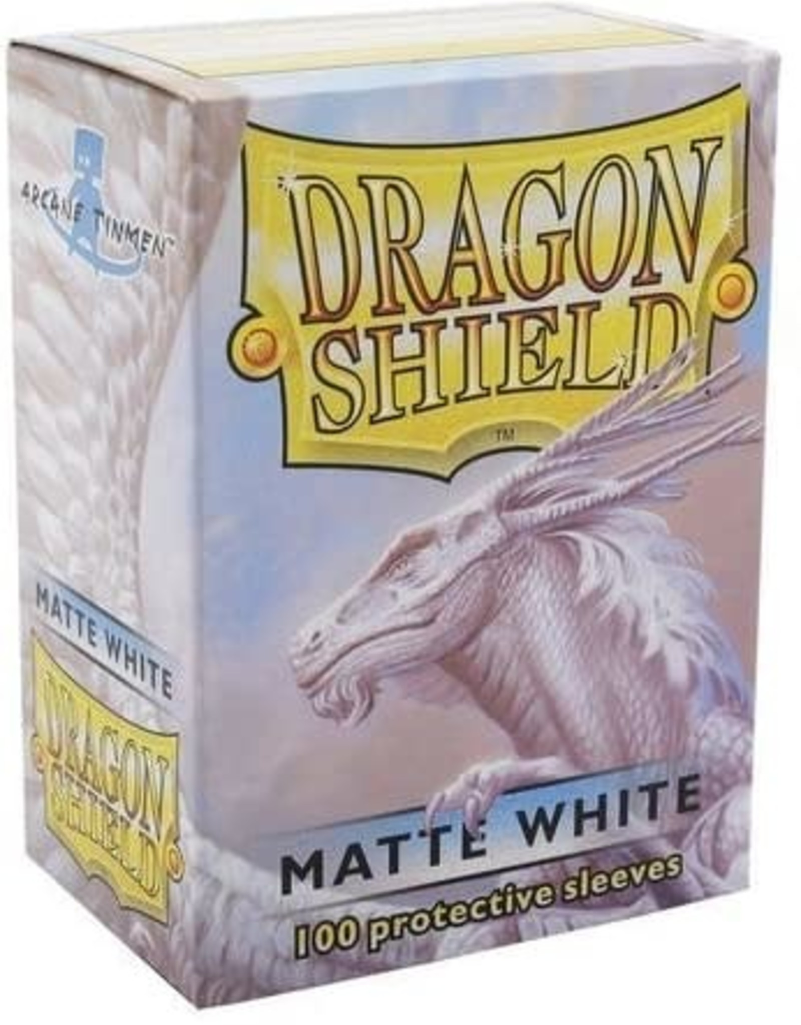 Dragon Shield White - Matte