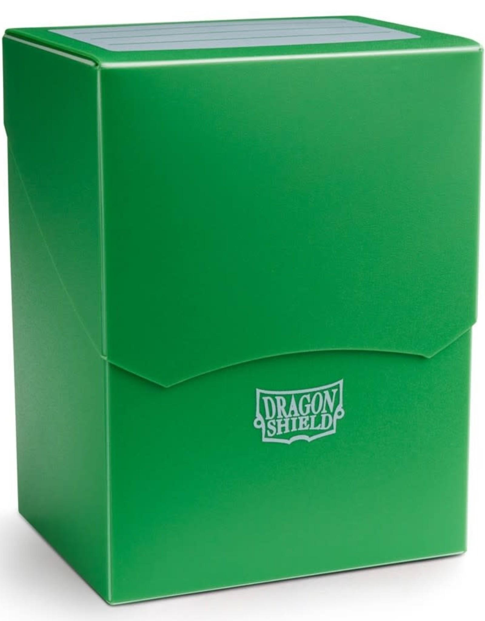 Dragon Shield Deck Shell - Green/Black